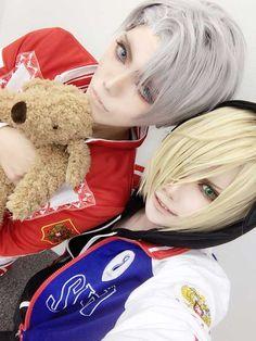 Yuri!!! On Ice Anime Best Cosplay Yuri Plisetsky Real Life