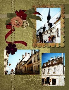 europe scrapbook ideas - Google Search