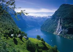 Geiranger, Norway - one of the most beautiful places on earth!