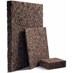 Black cork insulation boards ensures an effective solution to the problems of sound, thermal and anti-vibration insulation. Insulation Sheets, Insulation Board, Thermal Insulation, Cork Panels, Gas Bill, Cork Tree, Cork Wall, Plasterboard, Natural Structures