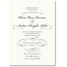 Oversized Oyster Wedding Invitations | PaperStyle
