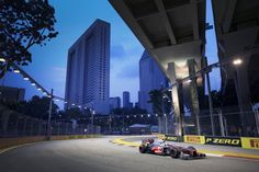 Viewing platforms offer unrivalled proximity to on track action