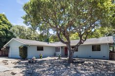 $1195000 - 1048 Sawmill Gulch Road, Pebble Beach 93953 - 4 beds / 2 baths #monterey #montereyhomes #montereyrealestate #montereyrealtor #93953 #Pebble Beach #montereyProperties Perfectly situated in the desirable country club area of Pebble Beach, this single level ranch style home is an easy stroll to world renowned golf at MPCC & Spanish Bay, 17-mile drive and the ocean. Located in a peaceful neighborhood, this roomy 4 bed, 2.5 bath, 1976 sq.ft. home has been lovingly cared for by the same fam Pebble Beach California, Monterey California, Monterey Park, Monterey County, California Real Estate, California Homes, Real Estate Houses, Estate Homes, Beach Properties