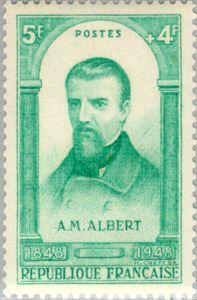 Alexandre Martin Albert (1815-1895)