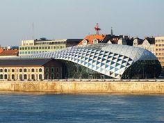 CET Building by ONL - News - Frameweb