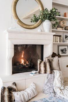 Arhaus Living Room Inspiration