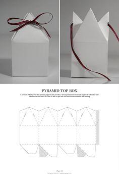 Verpackung für Architekten ;), Hausschachtel Selbermachen: The Designer's Book of Packaging Dielines