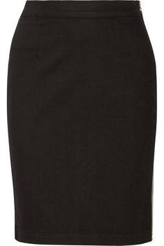 Frame Denim Le High stretch-denim skirt $80