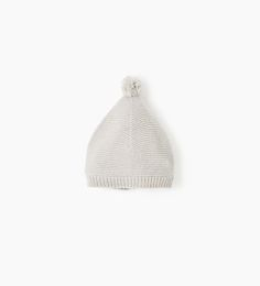 Pompom hat-COLLECTION-MINI | 0-12 months-COLLECTION AW16 | ZARA United States