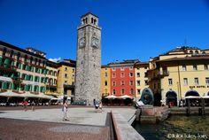 Torre Apponale a Riva del Garda http://www.italianlakestours.com/cosa-fare-e-cosa-vedere-riva-del-garda/