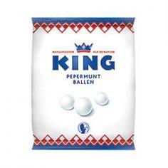 King, Pepermunt Balletjes (250 Gram) Breakfast Cereal, Breakfast Recipes, Sugar, Ebay, Food, Essen, Meals, Yemek, Eten