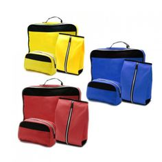 Jaydax 3 in 1 Travel Organizer Set available at abrandz.com offering Cheap Corporate Gifts Singapore and interesting gift ideas.