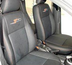 Acessórios Ford Fiesta Rocam Hatch - Capa dos bancos