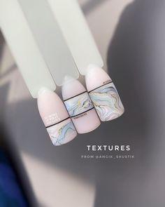 Edgy Nails, Glam Nails, Cute Nails, Nail Polish Designs, Nail Art Designs, Nail Mania, Nail Stencils, Modern Nails, Nail Time