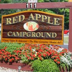 Red Apple Campground in Kennebunkport, ME
