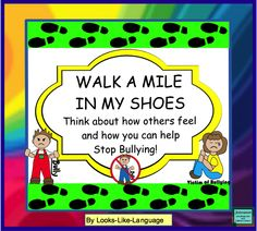 Play this classroom friendly fun game for telling how others feel in bullying situations and what you can do to help. Includes a guideline mini-poster! $