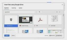 Ya es posible añadir como adjuntos de Gmail ficheros de Google Drive « Educacion – articuloseducativos.es