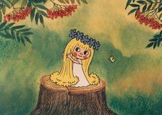 Rusałka Amelka Short Film Stories, Best Short Films, Children's Book Illustration, Illustration Children, Illustrations, Cartoon Tv, Vintage Images, Childhood Memories, Fairy Tales