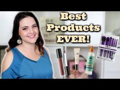 BEST Products of the Year! Skin, Hair, and Makeup GAME CHANGERS! 2016 Favorites | Jen Luvs Reviews - YouTube