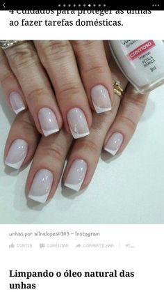 Manicures, Nails, Hair Beauty, Nail Polish, How To Make, Design, Perfect Nails, Pretty Nails, Natural Oils