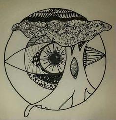 Zendala eye.