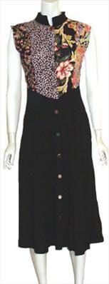 Zoe California Vintage 80s Dress  $49.00
