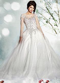 Dar Sara Wedding Gowns 2014 | Pinkous
