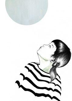 shu84: Yoshinori Kobayashi Ilustración