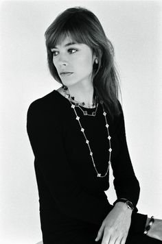 Françoise Hardy photographed by Catherine Rotulo, 1974