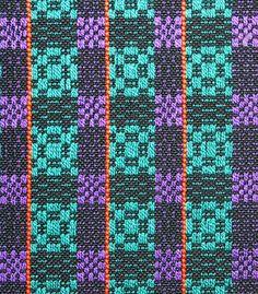 Supplementary Warp Patterning Weaving Workshop by Barbara J. Walker, Fiber Artist