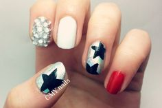 31DC2014 Nails U Love: New Year's Nails