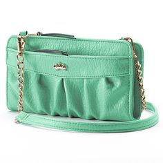 This Juicy Couture wristlet ($49) is ultrastylish and fitting for any occasion.
