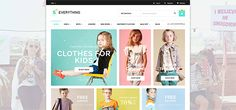 Best Shopify Themes For Baby/Kids Store,Toys Store,Baby Clothing store Kids Store, Baby Store, Unicorn Clothes For Kids, Best Shopify Themes, Storing Baby Clothes, Unicorn Outfit, Casual Wear, Baby Kids, Kids Outfits