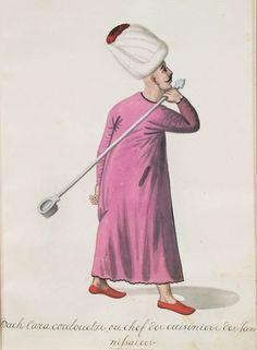 19th-Century Album of Ottoman Fashion | The Public Domain Review