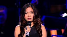 "She is a great singer and there is a point where she clearly amazed the piano player David Foster! LOL His reaction is priceless. The singer is Charice and the song is ""All by Myself"" on david foster and friends. Music Love, My Music, Music Concerts, Live Music, Karaoke, Celine Dion Songs, Piano Player, Singing Lessons, Beautiful Songs"