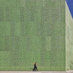 Supermarket Mercadona | ERV Architecs | 2014 | Barcelona. #Barcelona #architecture  by stoptheroc