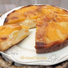 Cocina – Recetas y Consejos Sweet Pie, Sweet Tarts, Sweet Recipes, Cake Recipes, Dessert Recipes, Delicious Desserts, Yummy Food, Pie Cake, Sweet And Salty