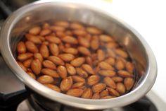 mais uma receita leite de amendoas