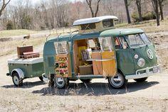 Roadtrip - Living in a Camper Van by DesignClaud