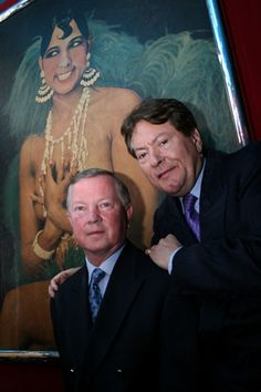 wo of Baker's sons, Jean-Claude and Jarry (Jari), grew up to go into business together, running the restaurant Chez Josephine on Theatre Row, 42nd Street, New York, which celebrates Baker's life and works.