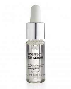 Martha also uses a little but of this BioEffect EGF Serum during her morning skincare regimen. While this might seem a bit pricey, a little goes a long way and will completely change your complexion.