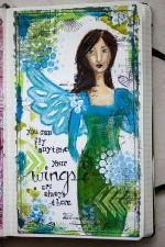 http://www.karenika.com/art-journal-pages