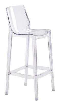 Phantom Bar Chair (Clear)