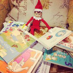 Scholastic elf The Elf, Elf On The Shelf, Trivia, Winter Wonderland, Holiday Decor, Pixies