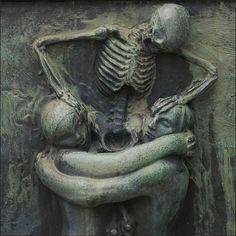 Till Death Do Us Part by Gustav Vigeland. Vigeland Park, Oslo, Norway.