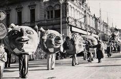 photos-de-france:  Nice, Carnaval, 1938.