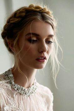 peinados citla peinados modernos cabellos lindos cabello bonitos mas resaltado updo elegantes trenzas boda algn evento aires buenos