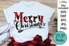 Items similar to Merry Christmas Plaid Design SvG Digital Cutting files png jpg dXf perfect for decal iron on heat transfer vinyl t-shirt baby onesie 301 on Etsy Merry Christmas, Christmas Vinyl, Plaid Christmas, Christmas Family Shirts, Christmas Outfits, Xmas Shirts, Christmas Clothes, Christmas Pajamas, Christmas 2016