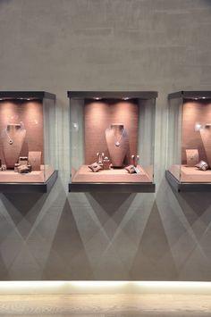 Rosa Jewellery by Puntidifuga Mondovi Italy 04 Rosa Jewellery by Puntidifuga, Mondovì Italy