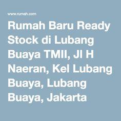 Rumah Baru Ready Stock di Lubang Buaya TMII, Jl H Naeran, Kel Lubang Buaya, Lubang Buaya, Jakarta Timur, DKI Jakarta, 3 Kamar Tidur, 92 M², Rumah Dijual, Oleh Marpo Property, Rp 1, 8347586